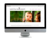 Parenting Needs Parents Website